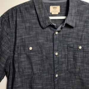 Vans denim shirt